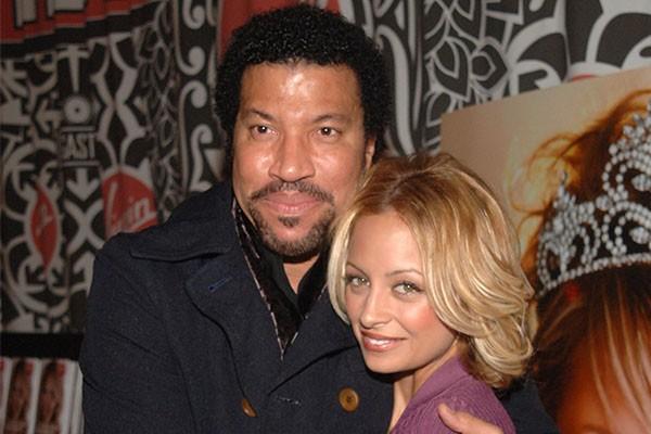 Lionel Richie e Nicole Richie (Foto: Getty Images)