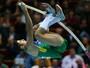 Qualificado para os Jogos, Thiago Braz conquista a prata na Alemanha
