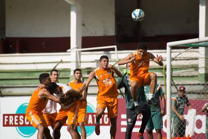 Magno Alves Fluminense (Foto: Bruno Haddad / Fluminense)