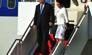 Empresas chinesas compram 300 aviões durante visita de Xi aos EUA