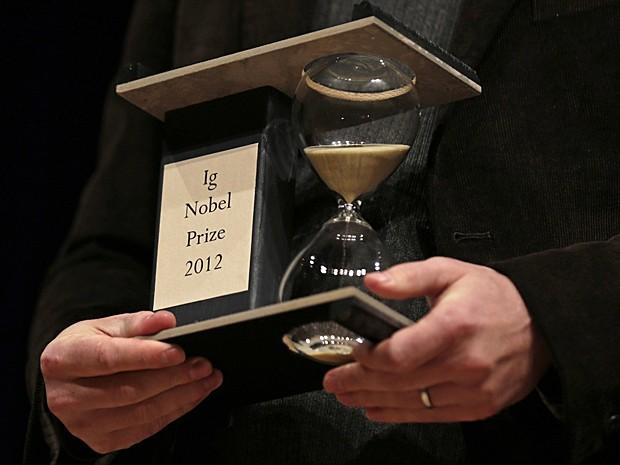 Ig Nobel (Foto: Charles Krupa/AP)