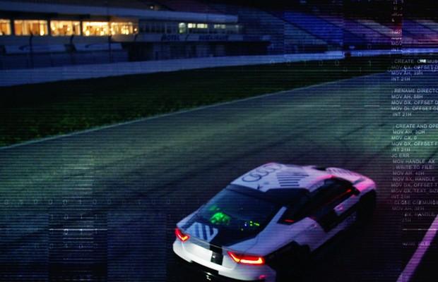 Audi RS 7 autônomo (Foto: Divulgação )