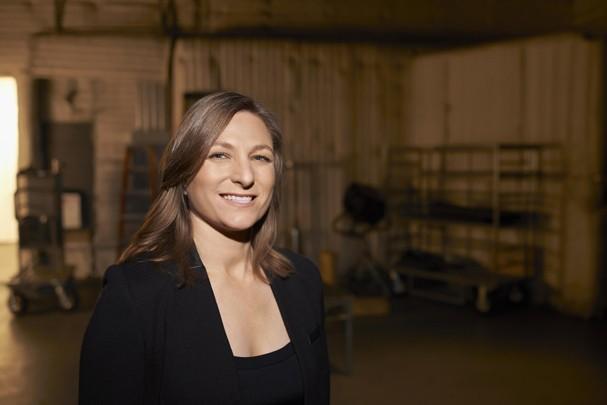 Cindy Holland, VP de séries originais da Netflix (Foto: Divulgação)
