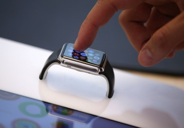 Apple Watch (Foto: Justin Sullivan/Getty Images)