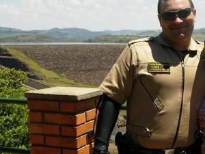policial rodoviário federal Leonardo Leon Valgas dos Santos (Foto: PRF/Divulgação)