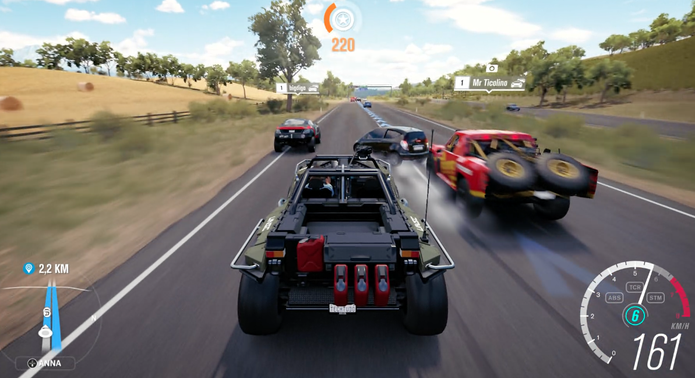 Dicas para mandar bem em Forza Horizon 3 (Foto: Reprodução/Felipe Vinha)