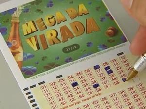 Apostas para Mega da Virada começam nesta segunda-feira  (Foto: Reprodução/ EPTV)