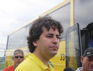 Fábio Azevedo (presidente do Treze-PB) (Foto: Rammom Monte)