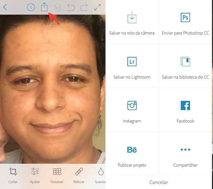 Como remover manchas de fotos no photoshop 11