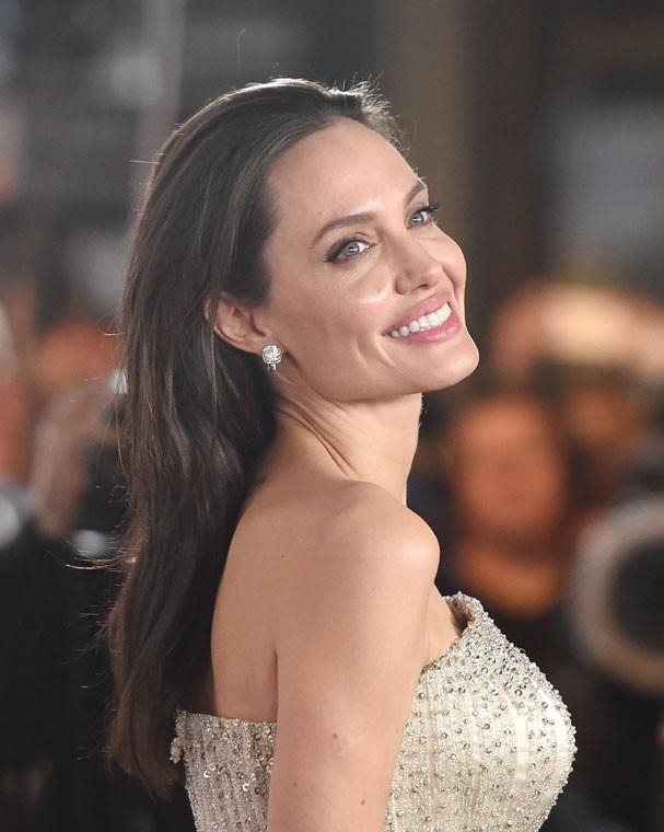 Angelina Jolie deve morar no condomínio privado Los Feliz, em Los Angeles  (Foto: Jason Merritt/Getty Images)