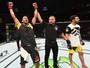 Juiz se ausenta no 1º round, e time de Adriano Martins pede anulação de luta