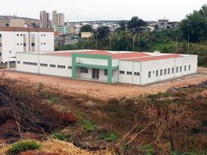 UPA em Santo Antônio do Monte MG (Foto: Marina Alves/G1)