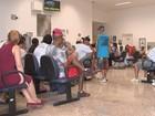 Pacientes reclamam de lotação em unidade de saúde em Rio Preto