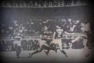 Central 2x1 Flamengo, pelo Brasileiro 1986 (Foto: Arquivo Pessoal / Sérgio Pepeu)