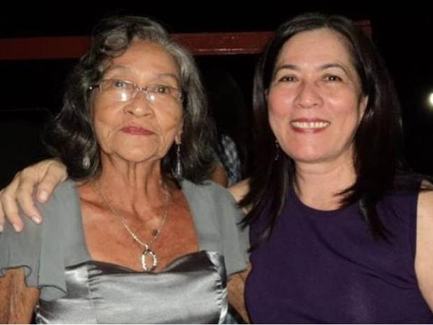 Desembargadora Maria Zuíla Lima Dutra trabalhava quando criança para ajudar a mãe.  (Foto: Arquivo Pessoal/ BBC)