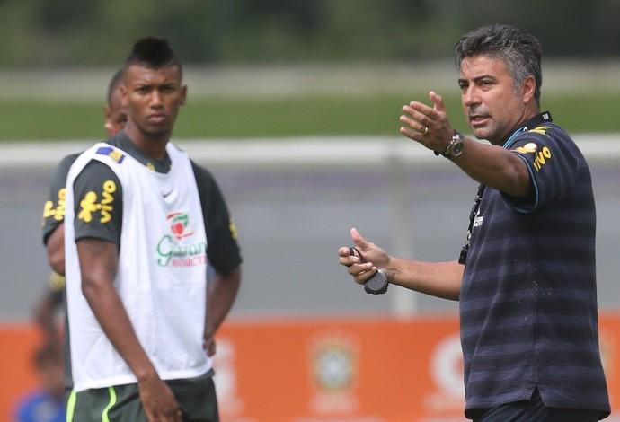 Gallo Brasil sub-20 (Foto: Divulgação)