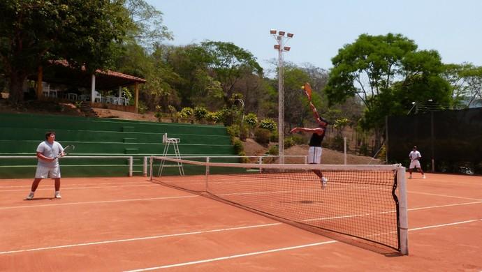 Circuito de Tênis São João Nepomuceno (Foto: Fellype Alberto/Portal SJ Online)