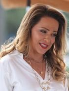 Personagens adoram o delineador (Carol Caminha; Em Família/ TV Globo)
