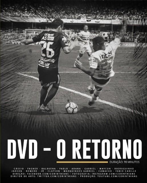 Corinthians DVD