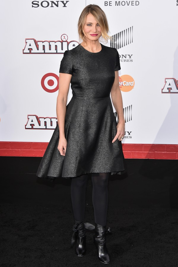 A atriz Cameron Diaz (Foto: Getty Images)