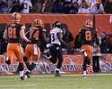 """Após defesa incrível na NFL, """"goleiro"""" dos Ravens vibra com vitória: """"Surreal"""""""