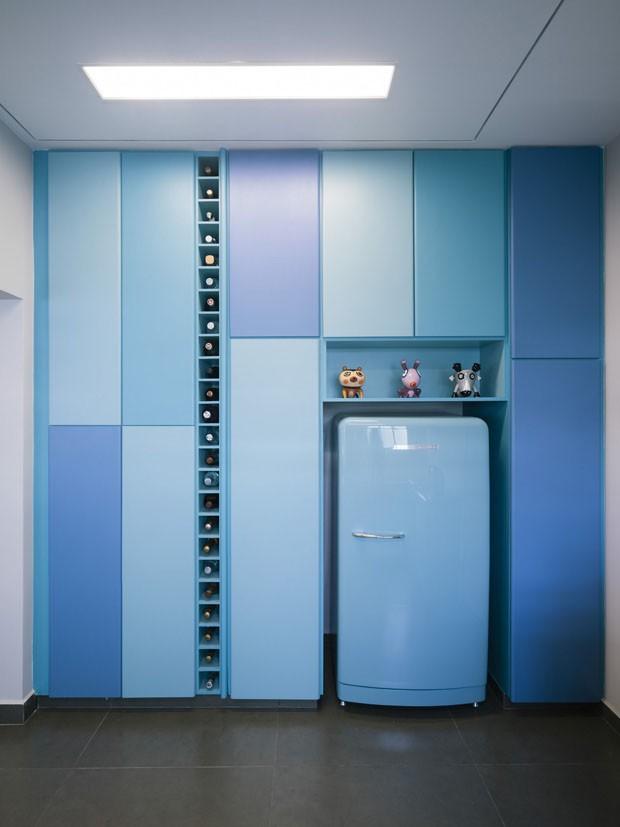 Apartamento de um jovem publicitario, em Higienopolis (Foto: Pedro Kok / divulgação)