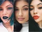 Veja 9 famosas que AMAM a linha de batons liquídos de Kylie Jenner