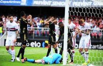 Pontepretanos lamentam chances perdidas e desatenção contra Tricolor