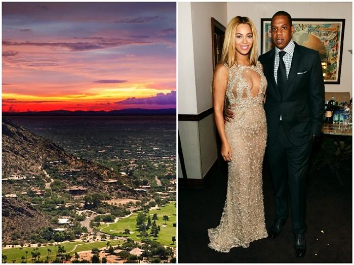Jay-Z e Beyoncé (Foto: Reprodução/Getty Images)