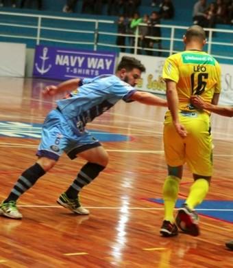 Guará Futsal vence São José (Foto: Brenno Domingues/Quarttus Marketing)