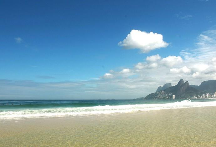 praia do Arpoador etapa surfe Rio de Janeiro (Foto: Gabriel de Paiva / Ag. O Globo)