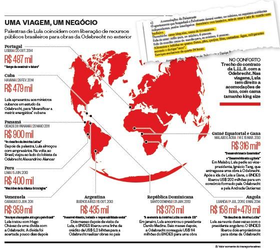 Uma viagem, um negócio (Foto: Revista ÉPOCA/Reprodução)
