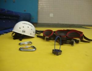equipamento escalada Juiz de Fora (Foto: Bruno Ribeiro)