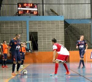 Bauru Futsal, Liga Paulista de Futsal, LPF (Foto: Divulgação / A.A. FIB)