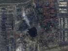 Nível de cianeto em área de explosão na China é 356 vezes superior ao limite