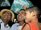 Vidigal é o deputado federal mais votado (Marcelo Prest/ A Gazeta)