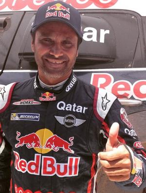 Nasser Al-Attiyah - Rally Dakar (Foto: Divulgação)