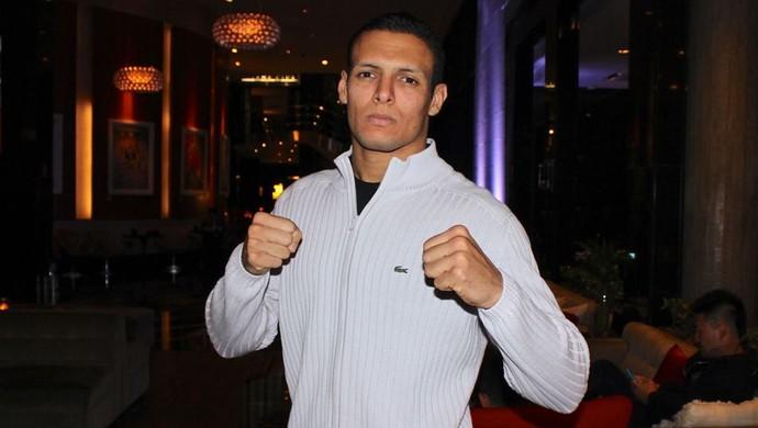 Marcio Lyoto UFC TUF Brasil (Foto: Adriano Albuquerque)