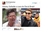 Novo visual de Wesley Safadão gera memes: 'A cara do David Brazil'