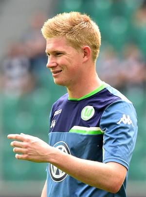 Kevin de Bruyne Wolfsburg (Foto: AFP)