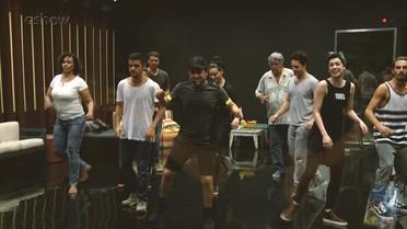 Veja como foi o primeiro encontro dos integrantes do Dança dos Famosos 2016