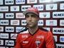 Lino vê Atlético-GO mais preparado para lutar pelo acesso do que em 2014