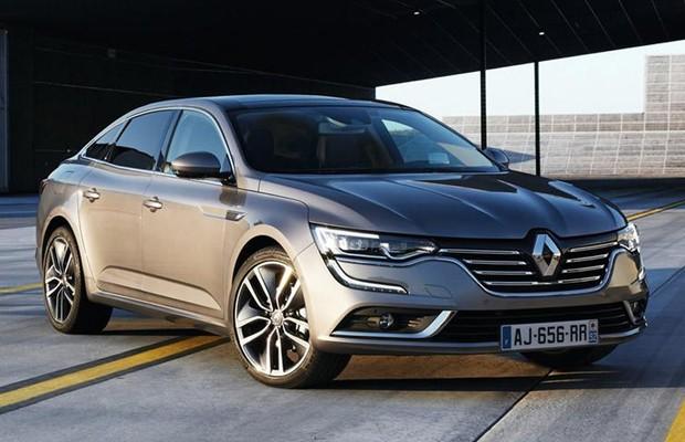Renault Talisman  (Foto: Divulgação)