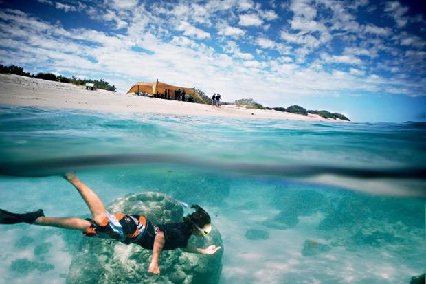 Austrália: o novo destino de férias de verão dos milionários