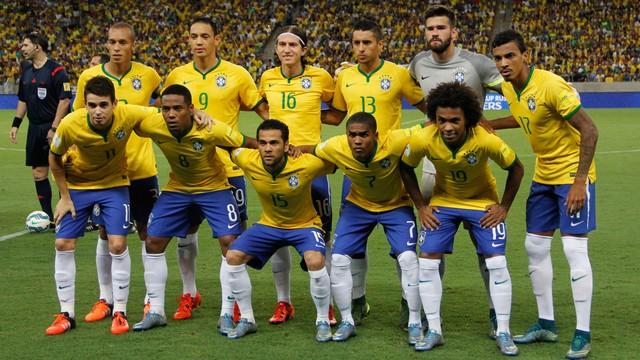 Brasil x Venezuela - Eliminatórias da Copa - América do Sul 2015 ... 73b36a19ae73c