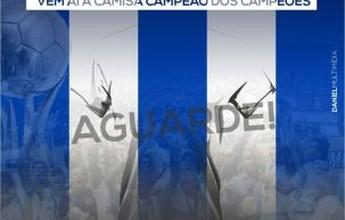 Paysandu lança camisa comemorativa ao título da Copa dos Campeões