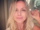 Eliana posa de cara limpa e ganha elogios: 'Beleza reina'
