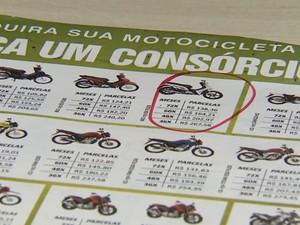 Reclamações do consórcio em São Carlos cresceram 113% no Procon (Foto: Felipe Lazzarotto/EPTV)