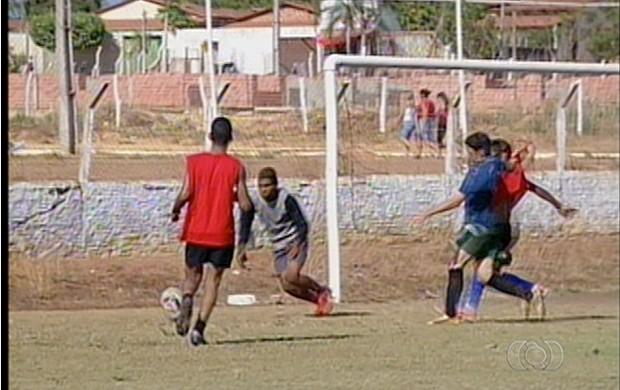 Campeonato Tocantinense Sub-19 (Foto: Reprodução/TV Anhanguera TO)