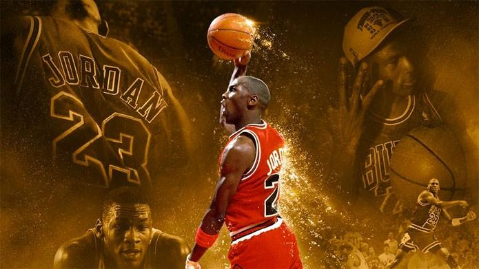 NBA 2K16 terá capa com Michael Jordan (Foto: Divulgação)